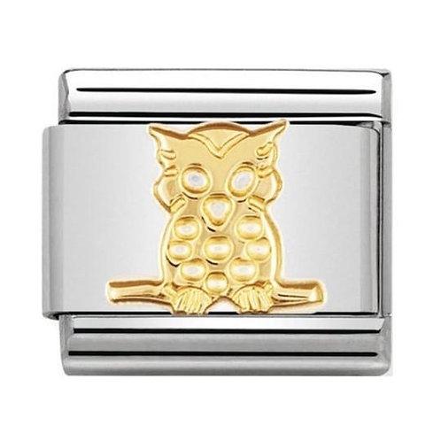 Nomination Gold Owl