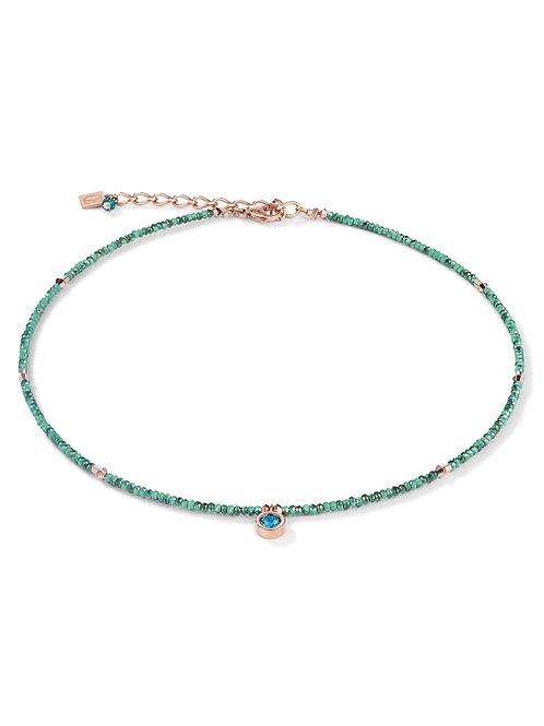 Coeur de Lion Green Turquoise Necklace