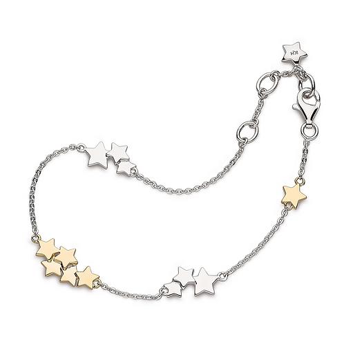 Stargazer Stellar Two Tone Bracelet