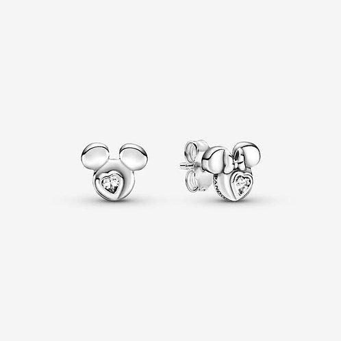 Mickey & Minnie Stud Earrings