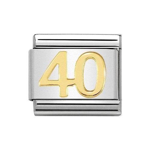 Nomination Gold 40