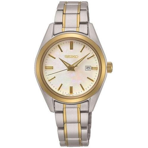 Seiko Ladies Two-Tone Conceptual Watch