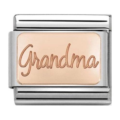 Nomination Rose Gold Grandma