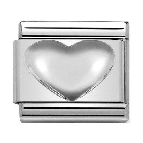 Nomination Silver Heart