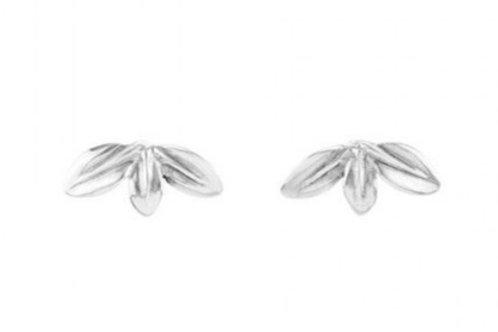 Leaf Me Alone Stud Earrings