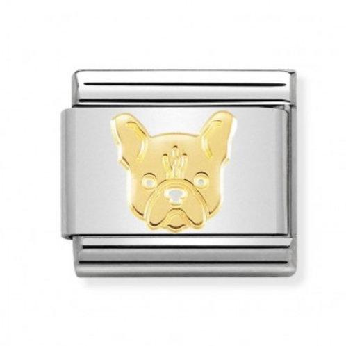 Nomination Gold French Bulldog