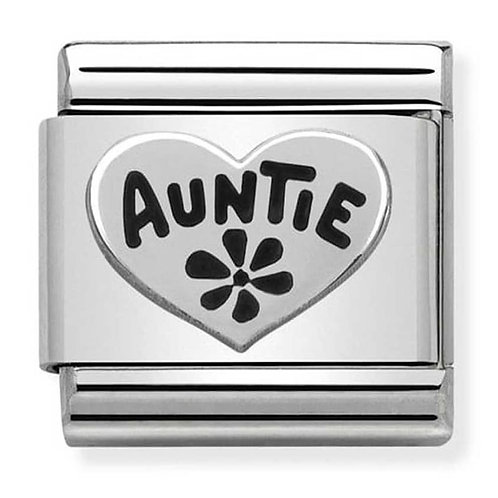 Nomination Silver Auntie