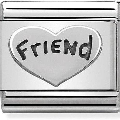 Nomination Silver Friend