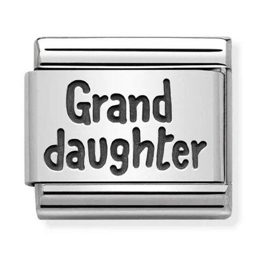 Nomination Silver Granddaughter