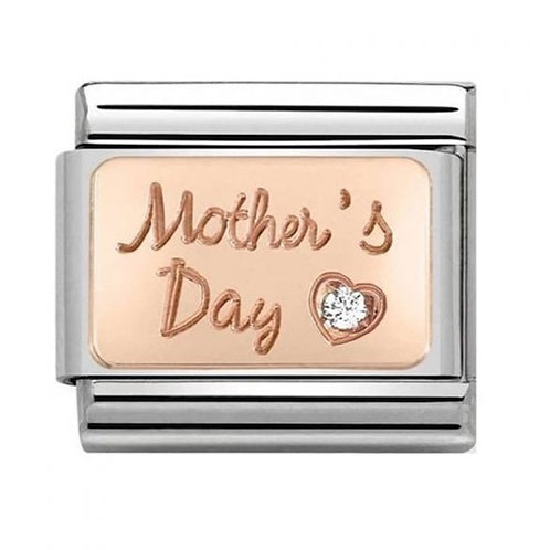 Nomination Rose Gold Mother's Day