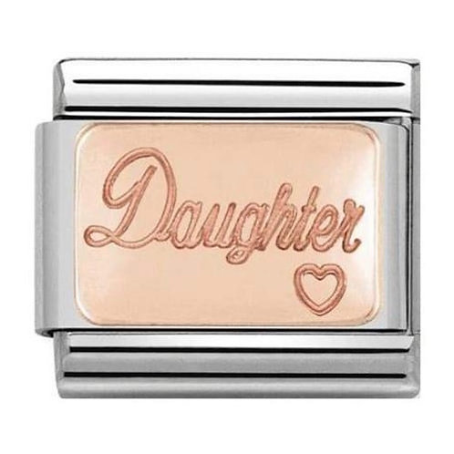 Nomination Rose Gold Daughter