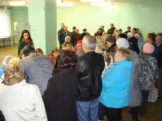 В ДК Калиново состоялась встреча межведомственной комиссии с собственниками, пострадавшими от незако