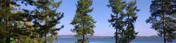 поселок Приозерный, озеро Таватуй