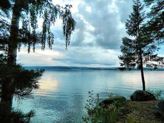 Озеро Таватуй, Свердловская область.