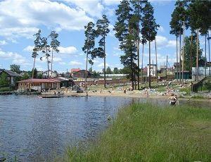 Уральцы, выселяемые с дачных участков на озере Таватуй, обратились к Путину
