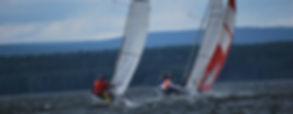 Яхтинг на озере Таватуй