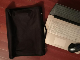 Ноутбук, мышь и сумка в обмен на участок 12 соток