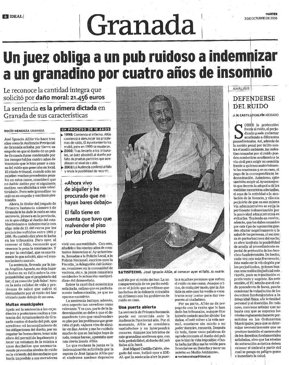 Castillo Calvin Abogados negligencias medicas y errores medicos Madrid Granada