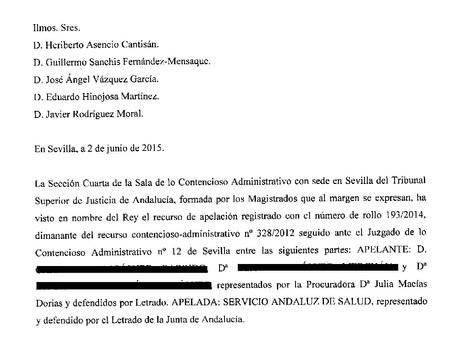 Condenado a pagar 275.000 € y una pensión vitalicia de 1750 € mensual, al perder parte del historial