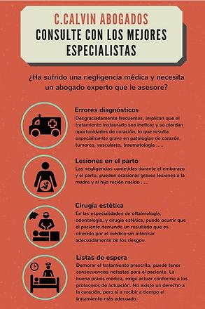 abogados negligencias medicas madrid