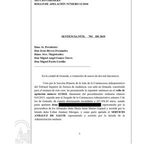 Condena por pérdida de oportunidad: error diagnóstico y falta de consentimiento informado