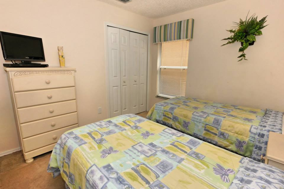Twin bedroom one