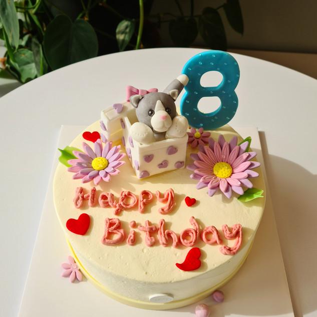 Custom designed Cake