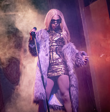 Half of drag superstar duo, LuChi