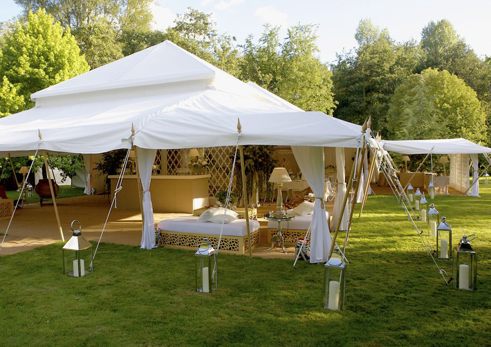 Pearl tent marquee
