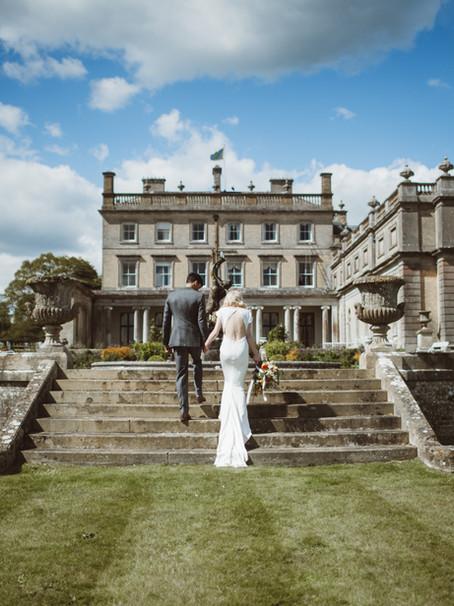 SOMERLEY HOUSE; CONTEMPORARY LUXURY WEDDING INSPIRATION