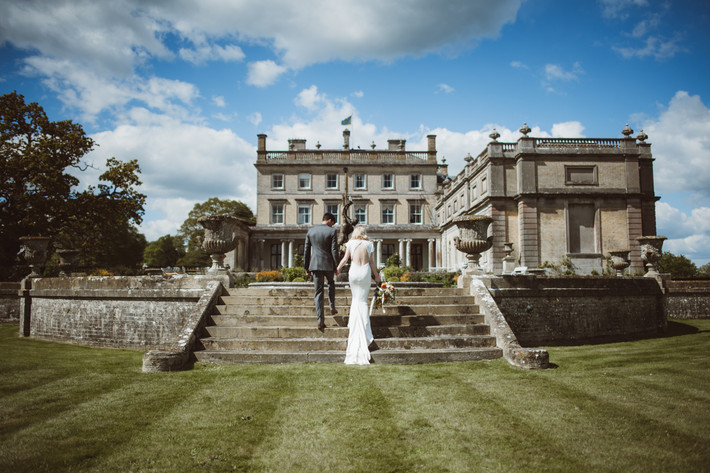SOMERLEY HOUSE; CONTEMPORARY LUXURY WEDDING INSPIRATION