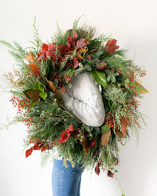 Luxury Christmas Wreath 24""