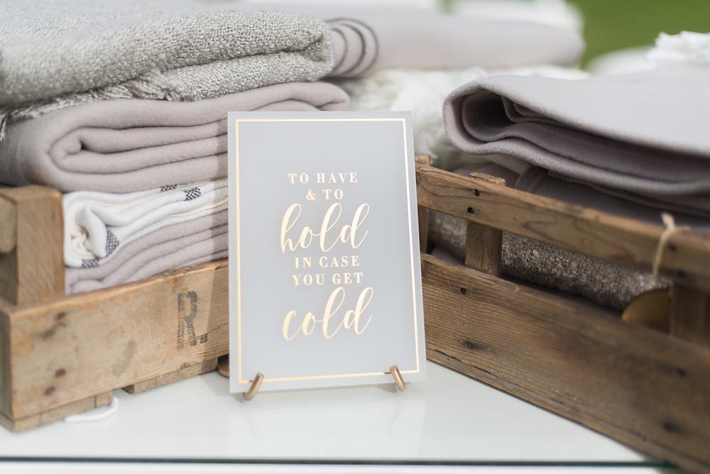 Wedding Blankets