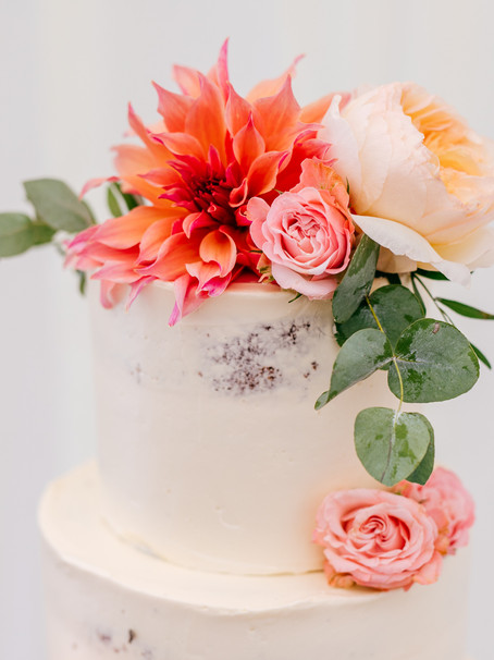 A Wedding Cake's Not Just for Cutting