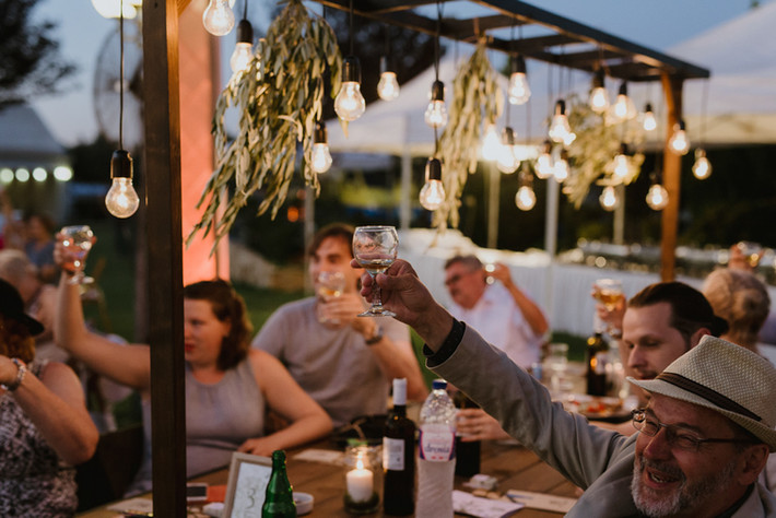 Dinner is Served: Innovative Catering Options for Foodie Weddings