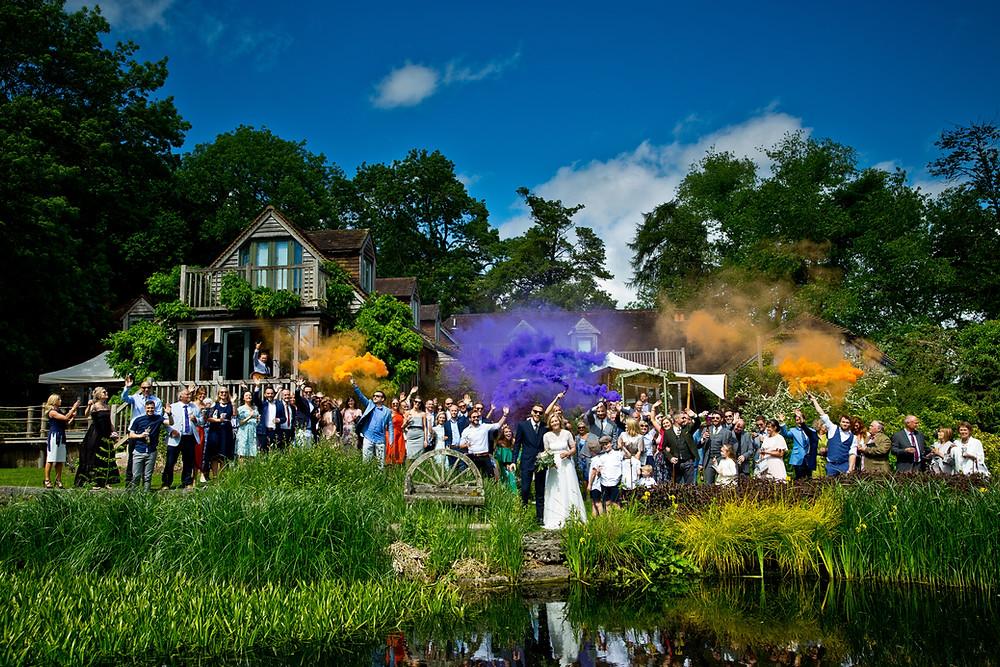 The Copse Wedding Venue