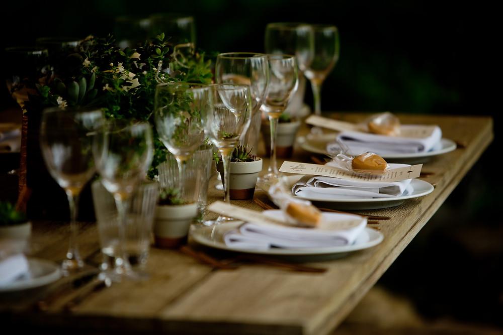 wedding table style