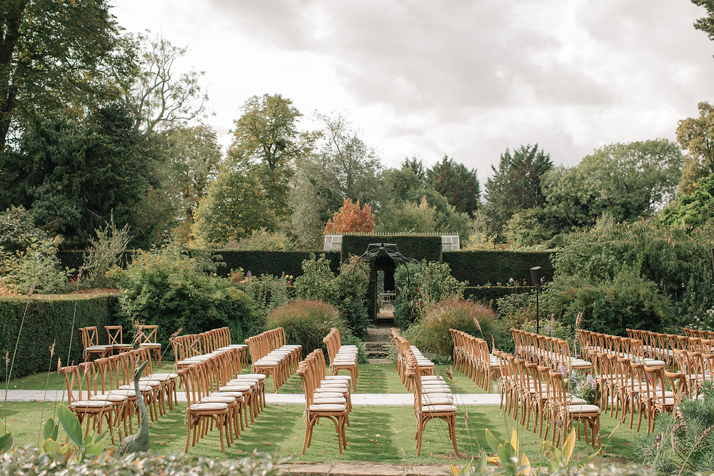 Outdoor wedding by Weddings by Jenna Hewitt, UK Wedding Planner