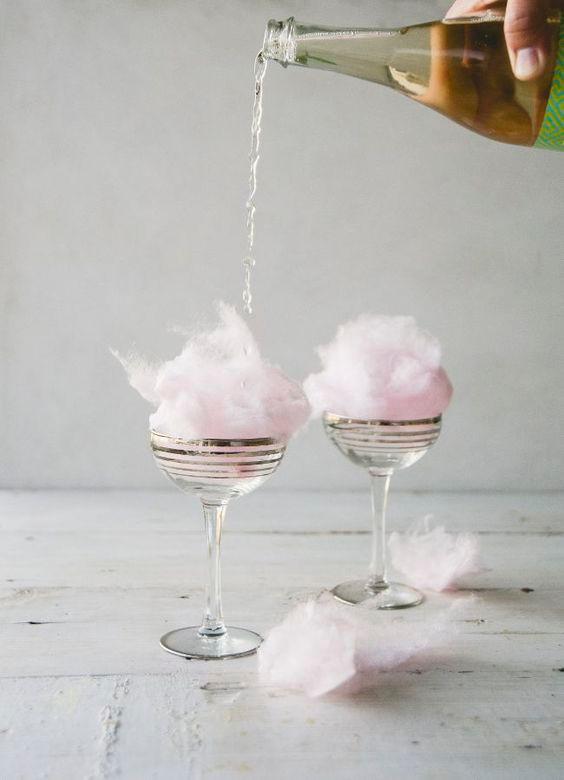 valentines wedding cocktail
