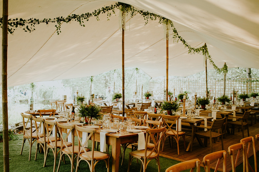 The Copse Luxury Wedding Venue