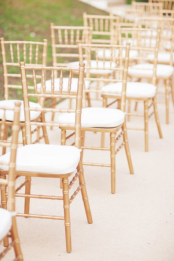 Chivari Wedding Chair