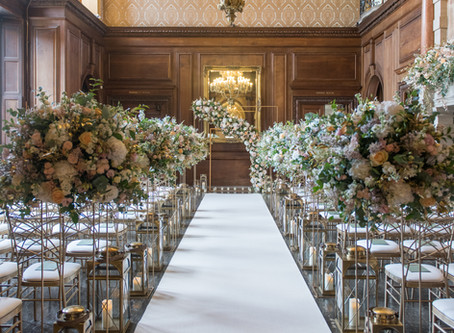 CLASSIC ELEGANCE, G&B'S LUXURY PALACE WEDDING