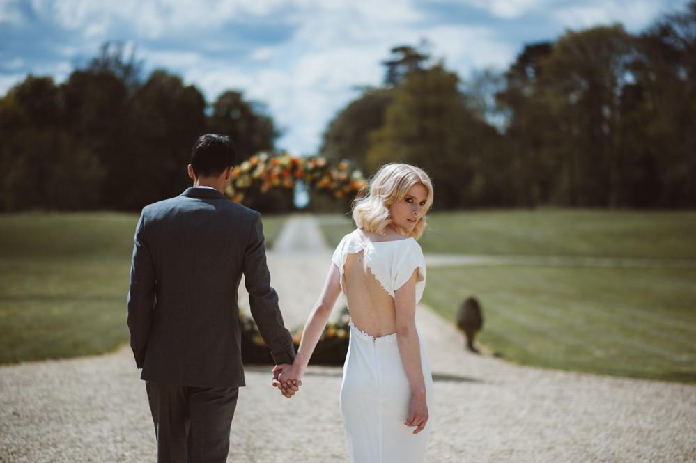Countryside Wedding Setting
