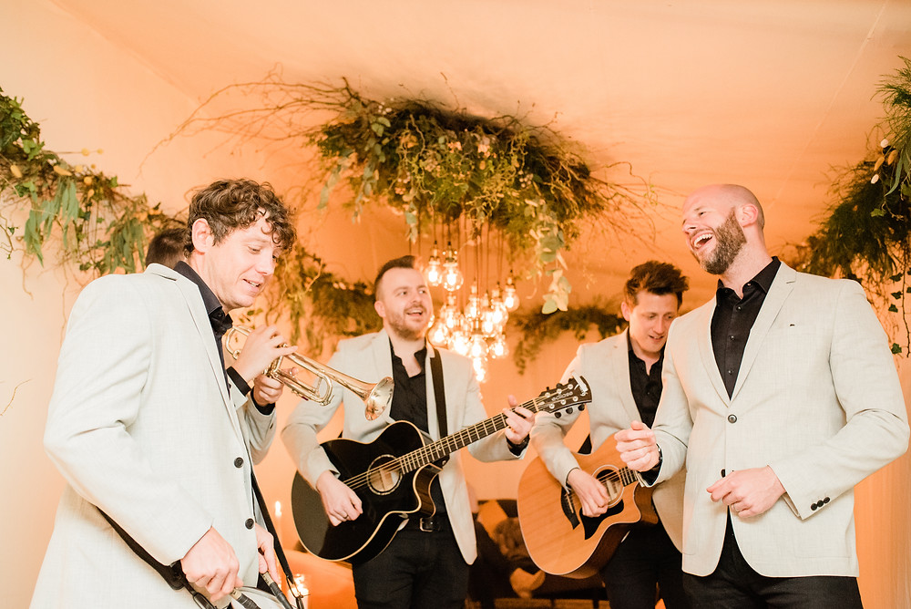 The Juke Joints Wedding and Event Band