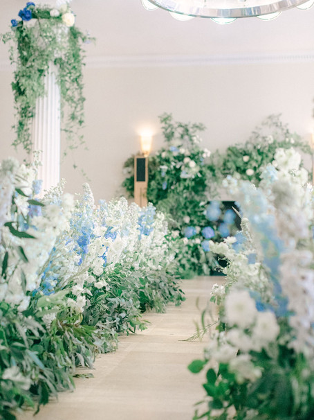 WEDDINGS ARE BACK - A GORGEOUS SUMMER WEDDING AT RSA HOUSE, LONDON