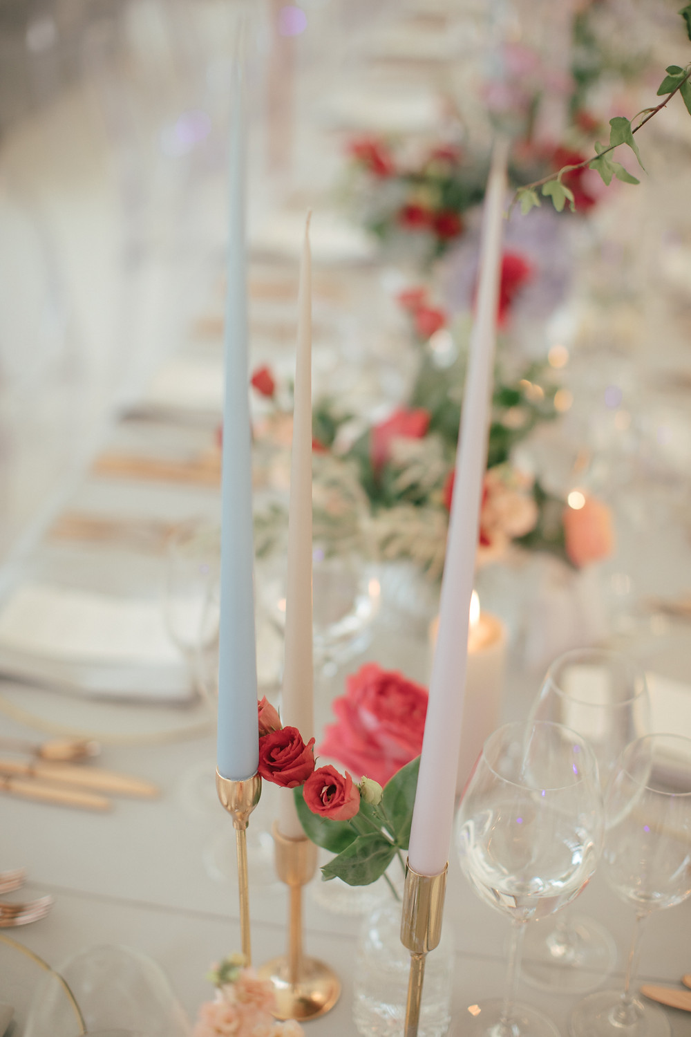 Wedding Design Ideas - Table Settings