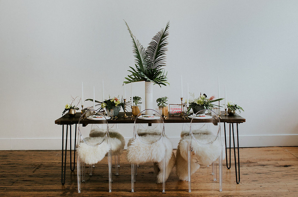 Wedding Ghost Chairs