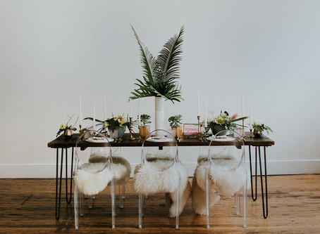 TAKE YOUR SEAT - MODERN AND STYLISH WEDDING CHAIRS