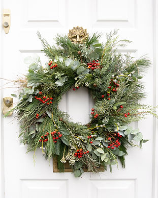 Luxury Christmas Wreath 18""