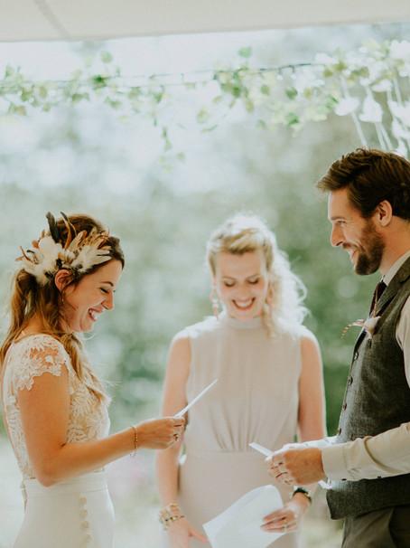 THE CHANGING FACE OF WEDDING TRADITIONS